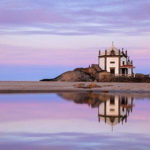 Capela do Senhor da Pedra - Miramar - Gulpilhares.
